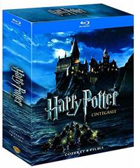 Bild zu Harry Potter Komplettbox auf Blu-ray [8 Filme] für 24,16€ inklusive Versand