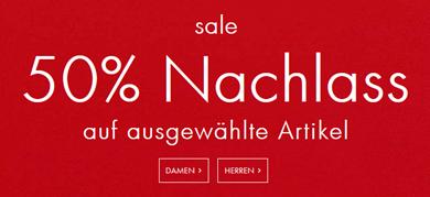 Bild zu Calvin Klein: Sale mit 50% Rabatt + 10% Newsletter Rabatt