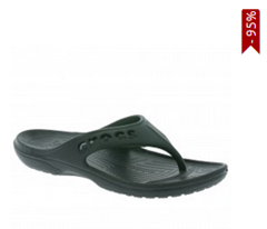 Bild zu [ausverkauft] crocs Baya Flip Zehentrenner/Latschen Herren je nur 0,99€