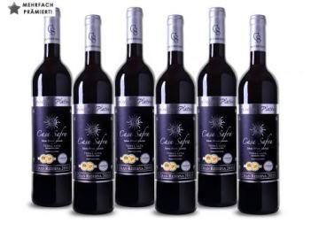 Bild zu Weinvorteil: 6 Flaschen Casa Safra Selección Platino für 29€ oder 12 Flaschen für 49€
