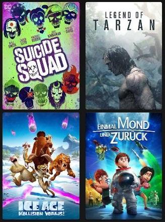 Bild zu Wuaki Day – Verschiedene Filme wie z.B. Ice Age – Kollision voraus für 99 Cent leihen
