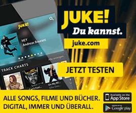 Bild zu JUKE! die Musicflat 3 Monate kostenlos testen