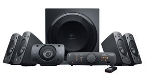 Bild zu Logitech Z906 3D-Stereo-Lautsprecher THX (Dolby 5.1-Surround-Sound und 500 Watt) für 199€