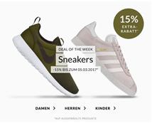Bild zu Engelhorn: 15% Rabatt auf Sneakers