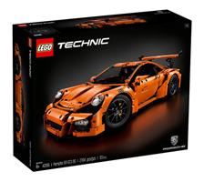 Bild zu LEGO Technic – 42056 Porsche 911 GT3 RS für 199,98€