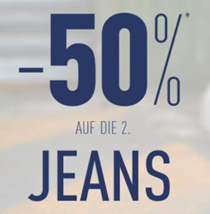Bild zu Pimkie: 50% Rabatt auf die zweite Jeans oder auf die zweite Bluse