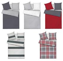 Bild zu Schiesser Bettwäsche Home 2-teilig Mako-Satin für je 29,95€