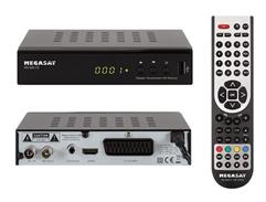 Bild zu Megasat HD 640 T2 DVB-T2 HD Receiver schwarz für 34,95€