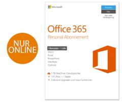 Bild zu Office 365 Personal Abonnement für 29,99€ inklusive Versand