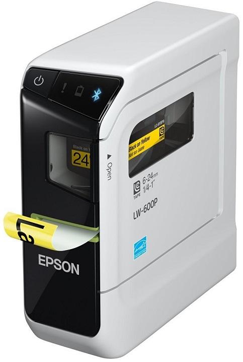 Bild zu Etikettendrucker Epson LabelWorks LW-600P für 45,90€