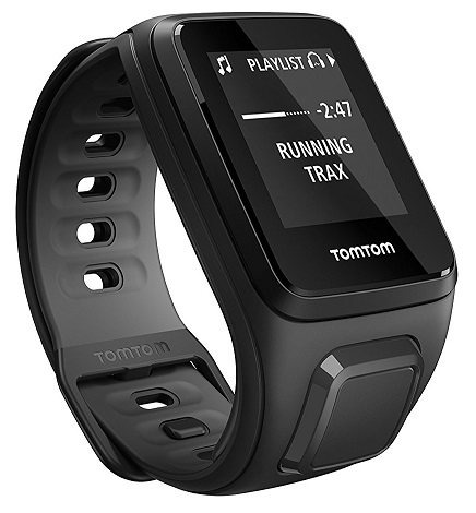 Bild zu GPS-Sportuhr TomTom Runner 2 Cardio + Music für 105,90€
