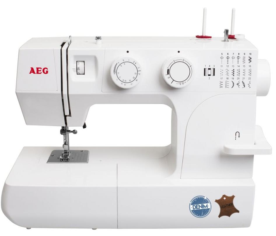 Bild zu AEG Nähmaschine 145DL für 90,09€
