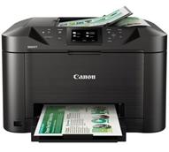 Bild zu Canon Maxify MB5450 4-in-1 Farbtintenstrahl-Multifunktionsgerät für 159,90€