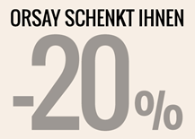 Bild zu Orsay: 20% Rabatt auf alles (nur für Club-Kundinnen)