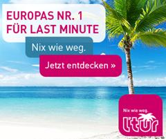 Bild zu Ltur: 10% Rabatt auf alle Mai-Reisen