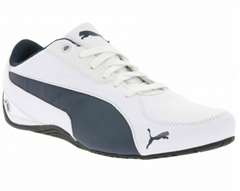 Bild zu PUMA BMW MS Drift Cat 5 NM Sneaker in weiß für 49,99€