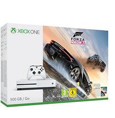Bild zu Microsoft XBox One S (500 GB) Forza Horizon 3 Bundle für 205,34€