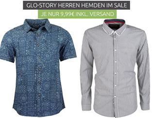 Bild zu verschiedene Glo-Story Hemden für je 9,99€