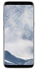 Bild zu Samsung Galaxy S8 Smartphone in Arctic Silver für 687,58€