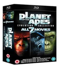 "Bild zu Blu-Ray Box ""Planet der Affen – Evolution Collection"" (7 Discs) für 21,79€"