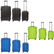 Bild zu Packenger Kofferset Torreto in verschiedenen Farben 44/59/67 cm für 89€ (Vergleich: 149€)