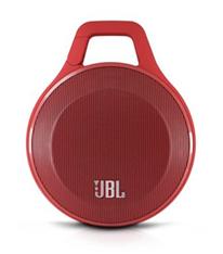 Bild zu JBL Clip Bluetooth-Lautsprecher rot für 19,99€