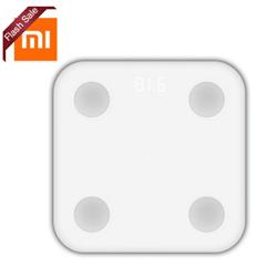 Bild zu Xiaomi Body Scale 2 Körperfettwaage mit Metallsensoren + App-Unterstützung für 30,33€