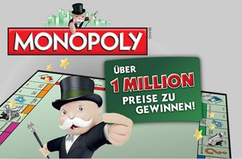 Bild zu Infoartikel: Galeria Kaufhof Gewinnspiel mit über 1 Million Preise, so z.B. 5€ Gutschein