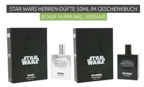 Bild zu Star Wars Herren Parfum 50ml in 2 Varianten für je 14,99€