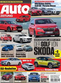 """Bild zu 12 Monate (26 Ausgaben) """"Auto Zeitung"""" ab 82,10€ mit bis zu 80€ Prämie"""