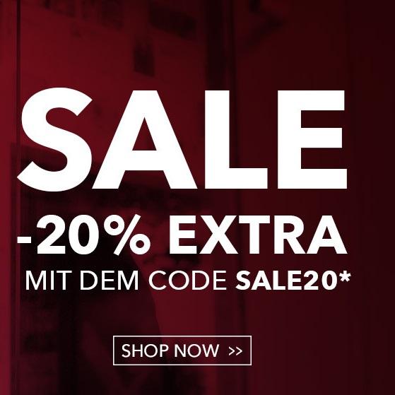 Bild zu Buffalo: Sale mit bis zu 50% Rabatt + 20% Extra-Rabatt auf Alles
