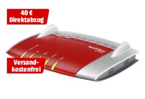 Bild zu AVM FRITZ!Box 6490 Cable für 145,99€ (Vergleich: 182,05€)
