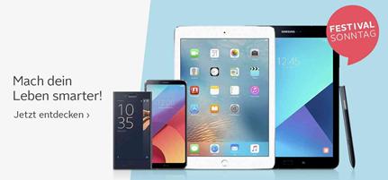 Bild zu [Top] Otto Sonntag Festival: reduzierte Technik + 10% Extra-Rabatt dank Gutschein, viele iPads zu Bestpreisen