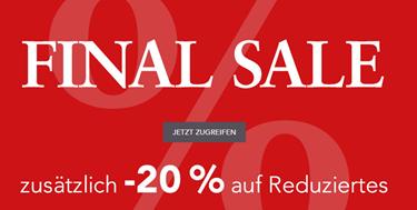 Bild zu Gerry Weber: Sale mit bis zu 50% Rabatt + 20% Extra-Rabatt + kostenloser Versand