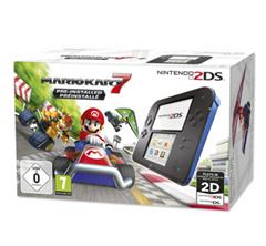 Bild zu Nintendo 2DS inklusive Mario Kart 7 vorinstalliert ab 74€