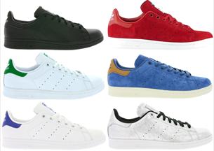 Bild zu verschiedene Adidas Stan Smith Sneaker ab 14,99€ inklusive Versand