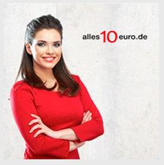 Bild zu alles10euro.de: Markenkleidung verschiedenster Hersteller für je 10€ + keine Versandkosten dank Gutschein + 2 für 1 Aktion
