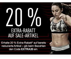 Bild zu [nur noch heute] Reebok: 20% Extra Rabatt auf alle Sale Artikel