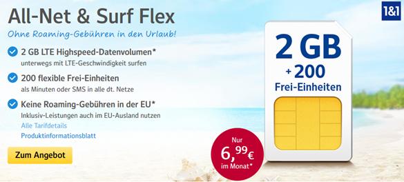 Bild zu [letzte Chance] E/o2-Netz (Allnet Flat + 1GB LTE Datenflat) für 6,99€/Monat oder mit 3GB LTE Datenflat für 9,99€/Monat
