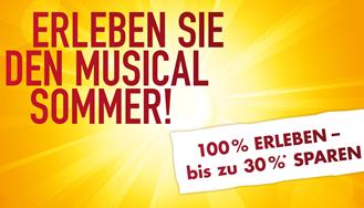 Bild zu Stage Entertainment: bis zu 30% Rabatt auf den Normalpreis sparen