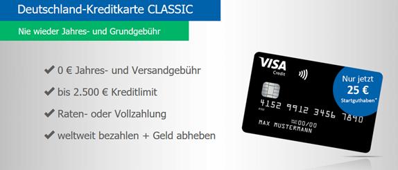 deutschland kreditkarte kostenlose schwarze kreditkarte visa mit 25 startguthaben. Black Bedroom Furniture Sets. Home Design Ideas