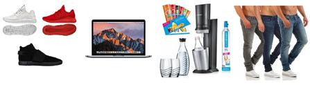 Bild zu Die eBay WOW Angebote in der Übersicht, z.B. Apple MacBook Pro 13″ Retina 2017 für 1119,00€