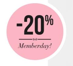 Bild zu Hunkemöller: Memberday-Sale mit 20% Rabatt auf fast alles