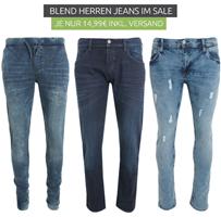 Bild zu Blend Herren Jeans in verschiedenen Farben für je 14,99€