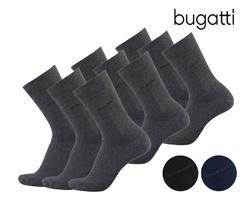 Bild zu iBood: 9 Paar Bugatti Business-Socken für 20,90€