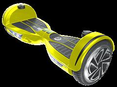 CAT-2Droid-JUMP---Elektrisches-Zweirad-Citron-Yellow-E-Board-(7.5-Zoll--158-Wh--Gelb)