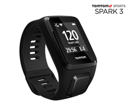 Bild zu TomTom Spark 3 Cardio Aktivitätstracker für 105,90€