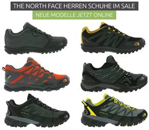 Bild zu The North Face Herren Wander- und Winterschuhe zu guten Preisen bei Outlet46