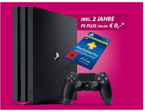 Bild zu DSL Angebot: MagentaZuhause M (bis zu 50Mbit/s) inkl. PS4 Pro (einmalig 1€) für 29,95€/Monat