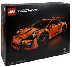 Bild zu LEGO Technic 42056 Porsche 911 GT3 RS für 192,05€ (Vergleich: 231,92€)